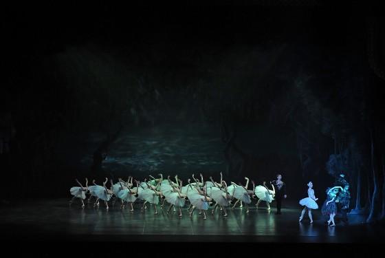 宮下靖子バレエ団公演「白鳥の湖」撮影:岡村昌夫(テス大阪)8065